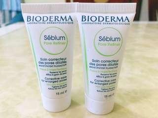 Bioderma Sebium Pore Refiner Dual Set 收毛孔控油精華孖裝(共30ml)