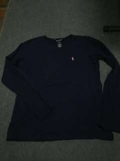 Ralph Lauren Long Sleeves Shirt/Pullover