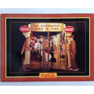 1995 Coca Cola Series 4 Base Card #380 - Cutout - 1937