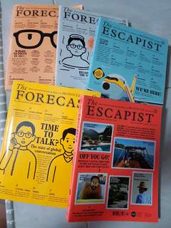 Monocle Bundle Set: The Forecast 2015-2017