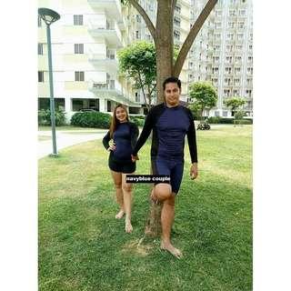 ❤️Plus Size Couple Rashguard❤️