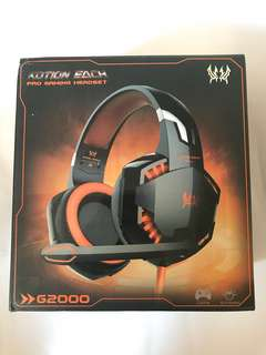 Kotion Each G2000 Headsets in Blue