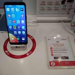 Cicilan Tanpa Kartu Kredit Hp LG Q6 Plus :