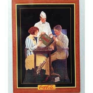 1995 Coca Cola Series 4 Base Card #378 - Cutout - 1926