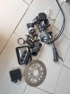 Barang Yamaha lc