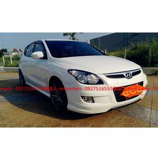 車達人-mountain- ⛰️ 2012年 現代 I30  白色車況優 專營優質中古車*二手車