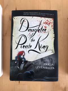 Daughter Of The Pirate King (Book 1)
