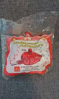 Mcdonald happy meal toy - Underwater Adventure yr1998