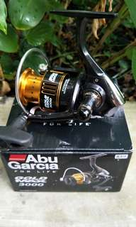 Fishing reel Abu Garcia