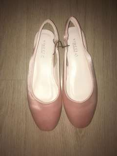 Vincci authentic pink shoe