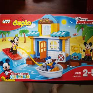 New and unopened Duplo 10827