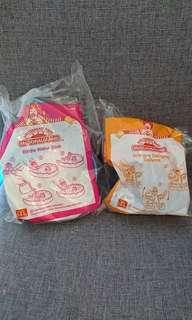Mcdonald happy meal toys - amusement park yr1999