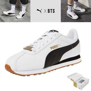 PUMA X BTS Collab Sneakers