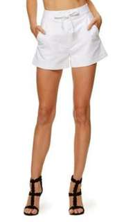 KOOKAI white shorts