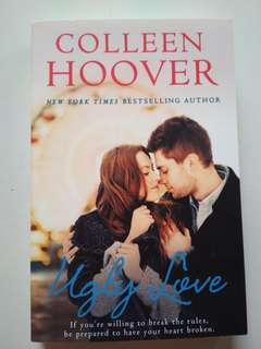 BN Ugly Love by Colleen Hoover