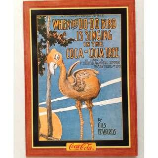 1995 Coca Cola Series 4 Base Card #374 -  Sheet Music - 1909