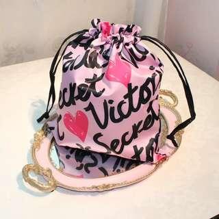 Victoria's Secret VS drawstring bag