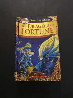 Dragon of Fortune [Geronimo Stilton]