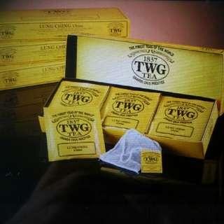 TWG Tea 龍井