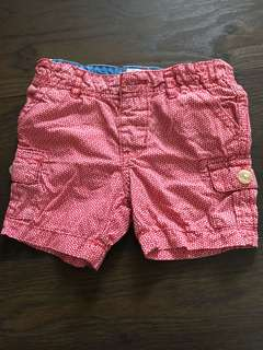 PL gingersnaps shorts