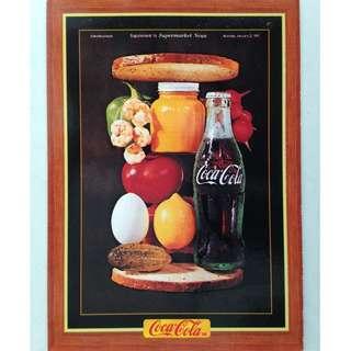 1995 Coca Cola Series 4 Base Card #373 - Advertisement - 1961