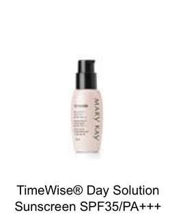 Mary Kay Timewise Day Solution SPF35/PA+++