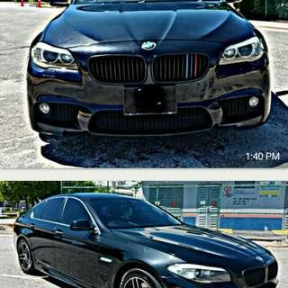 Sambung Bayar BMW F10 523i m sport