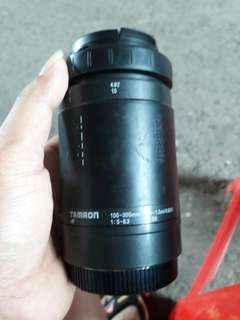 tamron 100~300mm for canon