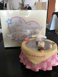 Cinnamoroll Dessert Chef Musical Box