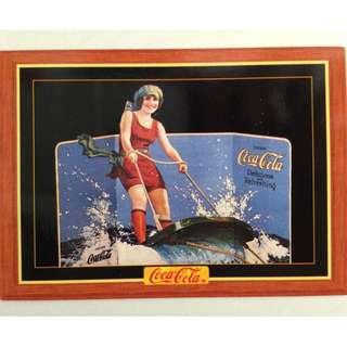1995 Coca Cola Series 4 Base Card #372 - Cutout - 1923