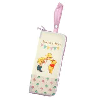 Japan Disneystore Disney Store Pooh & Friends Pooh's Day Umbrellas Pouch