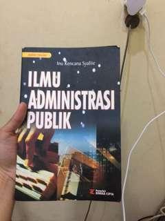 Buku adm publik