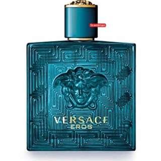 Versace Eros 100ml Edt Tester