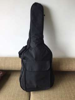 Thick guitar bag