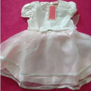 BN Baby Girl Party dress
