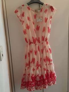 New Chava Floral Dress