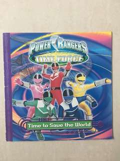 Power Rangers Time Force - Time to save the World