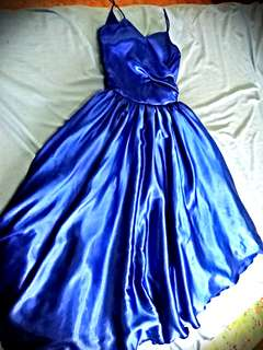 Blue Gown❤