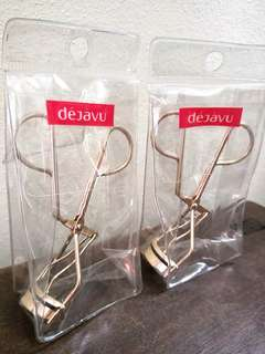 🚚 💰🎈#HariRaya35 GSS SALE!! BRAND NEW!!! DEJAVU SET OF EYE-LASH CURLERS IN GOLD COLOUR!!! SUPER RARE AND PRETTY!! GREAT AS A GIFT!! 🎁 IN A VERY NICE PACKAGING!! 1 FOR $6, 2 FOR $10!! LIMITED STOCKS!! HURRY!! WHILE STOCK LAST!!