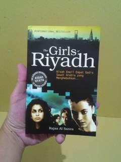 Buku The Girls of Riyadh Kisah Nyata Dilarang Beredar di Saudi Arabia