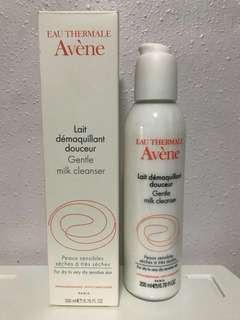 BNIB EAU THERMALE Avène Gentle Milk Cleanser (Makeup Remover)