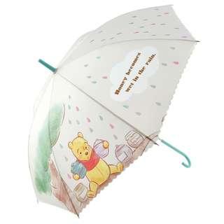Japan Disneystore Disney Store Pooh Pooh's Day jumping type Umbrella