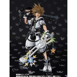 PO: Tamashii Exclusive - S.H.Figuarts (Kingdom Hearts II) - Sora Final Form