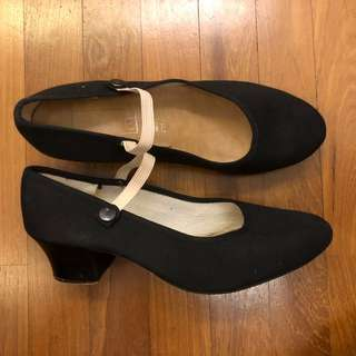 Royal Academy of Dance Character Shoes