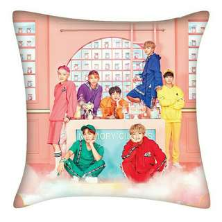 BTS Pillow Cover