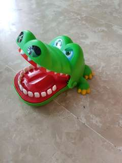 crocodie snap game