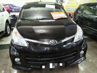 Toyota Avanza Velos 1.5 Tahun 2015 AT siap pakai