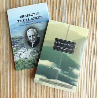 "Christianity in Northeast India Duo - ""Fire on the Hills : The Rochunga Pudaite Story"" and ""The Legacy of Watkin R Roberts"""