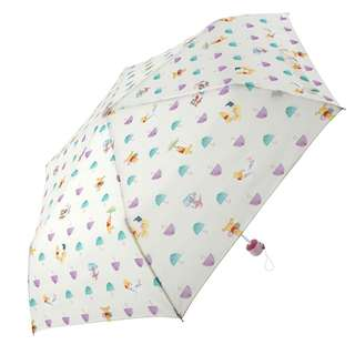 Japan Disneystore Disney Store Pooh & Friends Pooh's Day Folding Umbrella