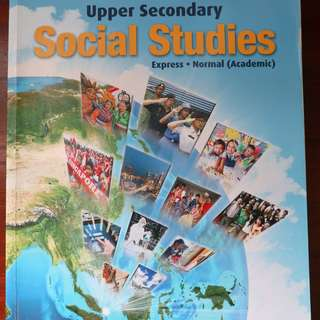 Free upper secondary O-level textbooks